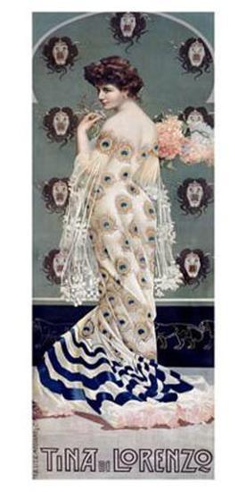 Tina de Lorenzo--Giclee Print