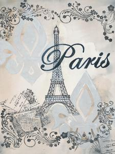My Paris 1 by Tina Epps