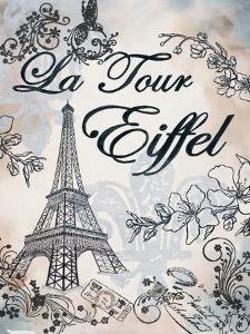 My Paris 3 by Tina Epps
