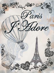 My Paris 4 by Tina Epps