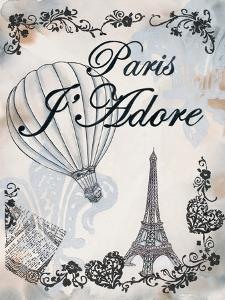 My Paris 4 by Tina Epps