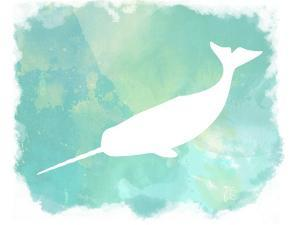 Heart of the Sea Narwhal by Tina Lavoie