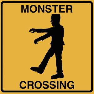 Monster Crossing by Tina Lavoie