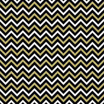 Small Bling Chevron by Tina Lavoie