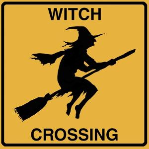 Witch Crossing by Tina Lavoie