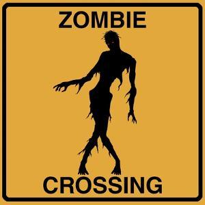 Zombie Crossing by Tina Lavoie