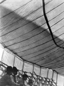 Circus Tent (Gran Circo Ruso), Mexico City, 1924 by Tina Modotti