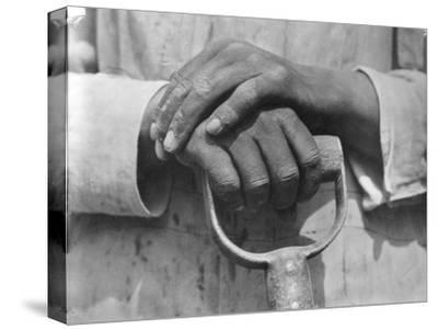 Hands of a Construction Worker, Mexico, 1926