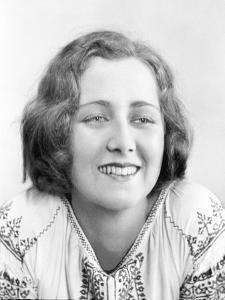 Ione Robinson, Mexico City, 1929 by Tina Modotti