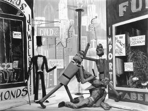 Marionettes, 1929 by Tina Modotti