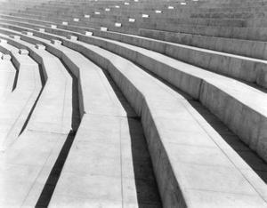 Stadium, Mexico City, 1927 by Tina Modotti