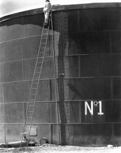 Tank No, 1, Mexico, 1927 by Tina Modotti
