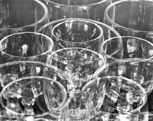 Wine Glasses (Experiment with Similar Forms), Mexico City, 1925 by Tina Modotti