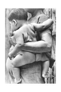 Woman with Child, Tehuantepec, Mexico, 1929 by Tina Modotti