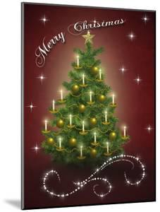 Christmas Tree 5 by Tina Nichols