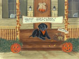 Halloween Lab by Tina Nichols