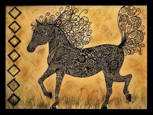 Horse by Tina Nichols