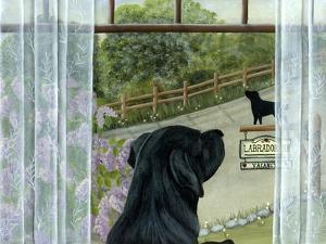 Labrador Inn by Tina Nichols