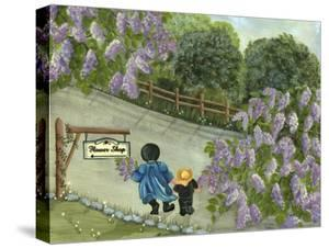 The Amish Flower Shop by Tina Nichols