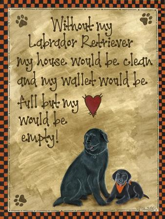 Without My Labrador
