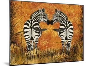 Zebras by Tina Nichols