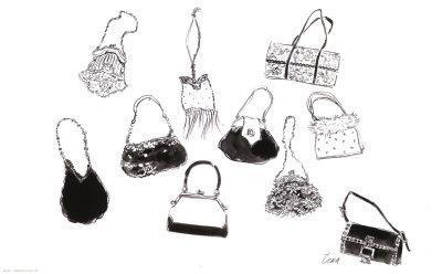 Ten Handbags