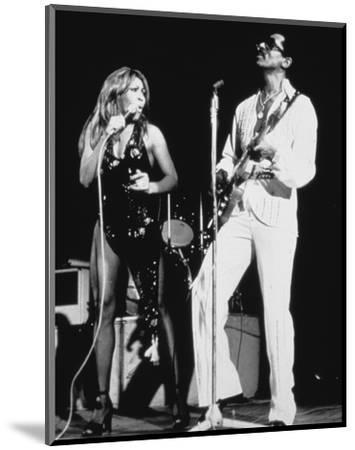 Tina Turner--Mounted Photo