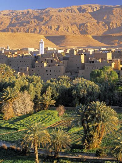 Tinerhir, Morocco-Peter Adams-Photographic Print
