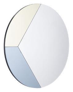 Tini Round Mirror Multicolor