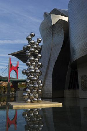 Modern Art at the Guggenheim Museum in Bilbao by Tino Soriano