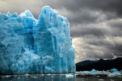 Pius Xi Glacier in Eyre Fjord by Tino Soriano