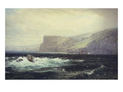 Tintagel Coast, 1884-William Trost Richards-Giclee Print