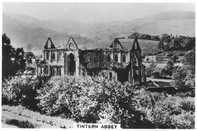 Tintern Abbey, Monmouthshire, Wales, 1937--Giclee Print