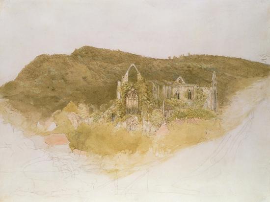 Tintern Abbey-Samuel Palmer-Giclee Print