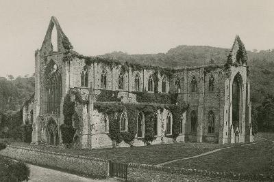 Tintern Abbey-English Photographer-Photographic Print