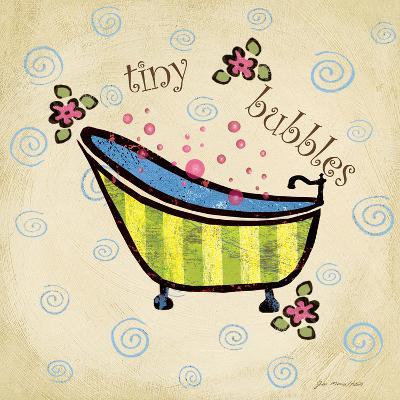 Tiny Bubbles-Jo Moulton-Art Print