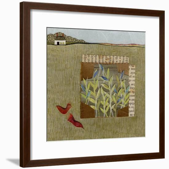 Tiny House II-Susan Savory-Framed Art Print