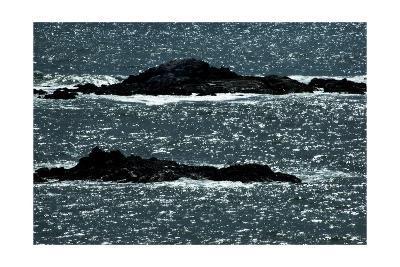 Tiny Islands-John Gusky-Photographic Print