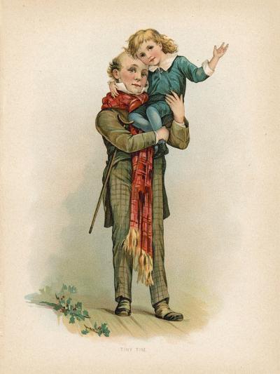 Tiny Tim--Giclee Print