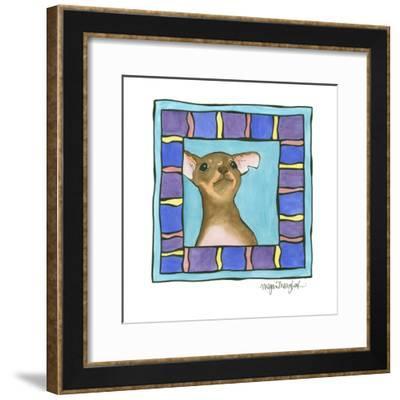 Tiny--Framed Art Print