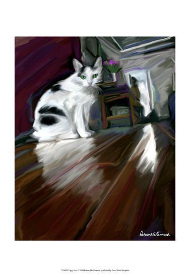 Tippy Lou-Robert Mcclintock-Art Print