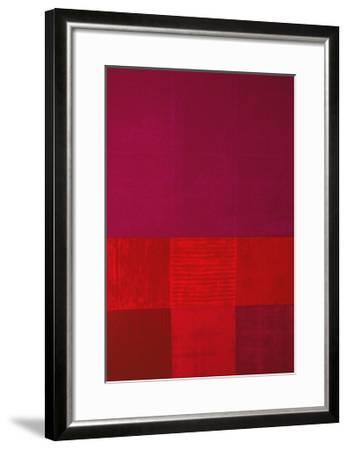 Tirana 2006-Vlado Fieri-Framed Serigraph
