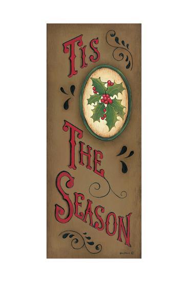 Tis the Season-Kim Lewis-Art Print