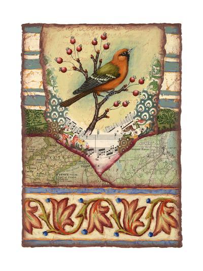 Tisbury Bird-Rachel Paxton-Giclee Print