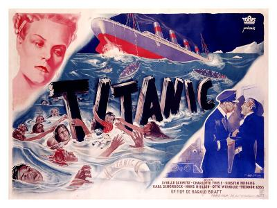 Titanic--Giclee Print