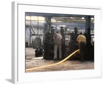 Titanium Industry-Peter Scholey-Framed Photographic Print