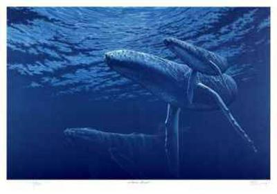 Titans Below-R. V. Stanley-Collectable Print