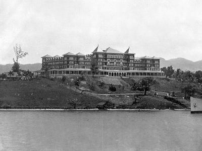 Titchfield Hotel, Port Antonio, Jamaica, C1905-Adolphe & Son Duperly-Giclee Print