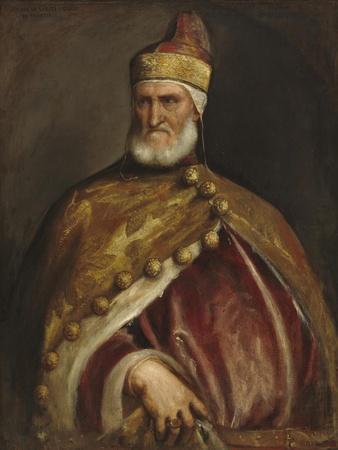 Doge Andrea Gritti, 1546-8