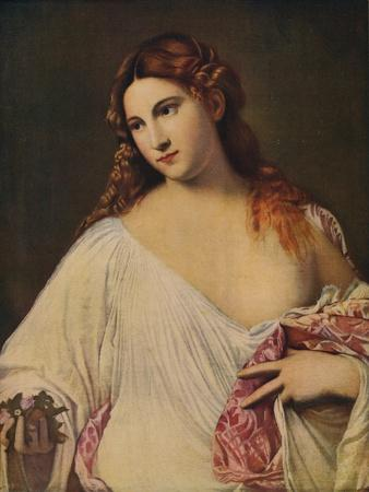 'Flora', c1515-1517, (c1915)